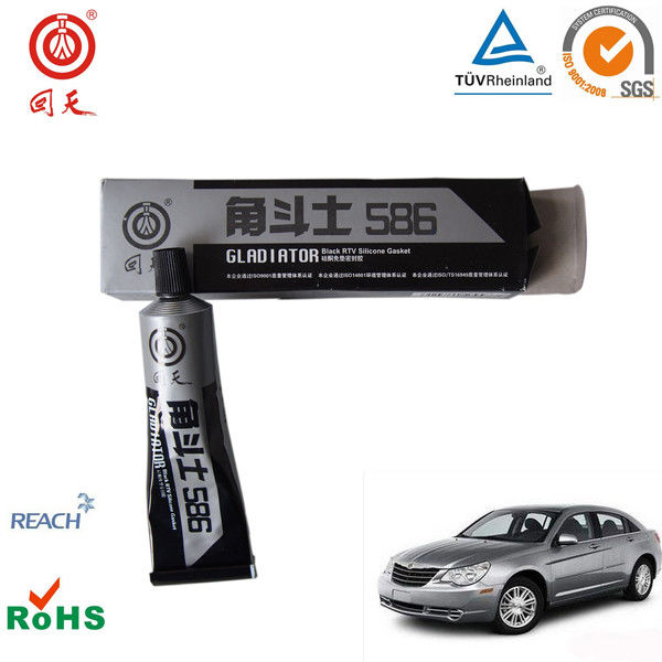 Black , red and Grey Gasket Maker Sealant RTV  Silicone Adhesives for auto general repair