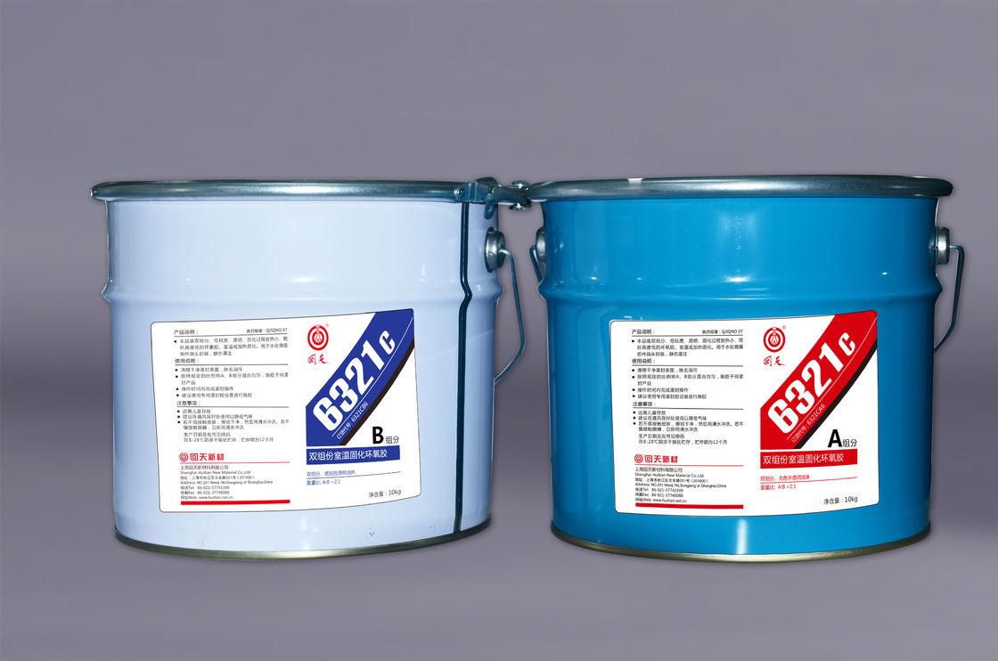 6321C EPOXY Electrical Potting Compound for Hollow fiber membrane modules